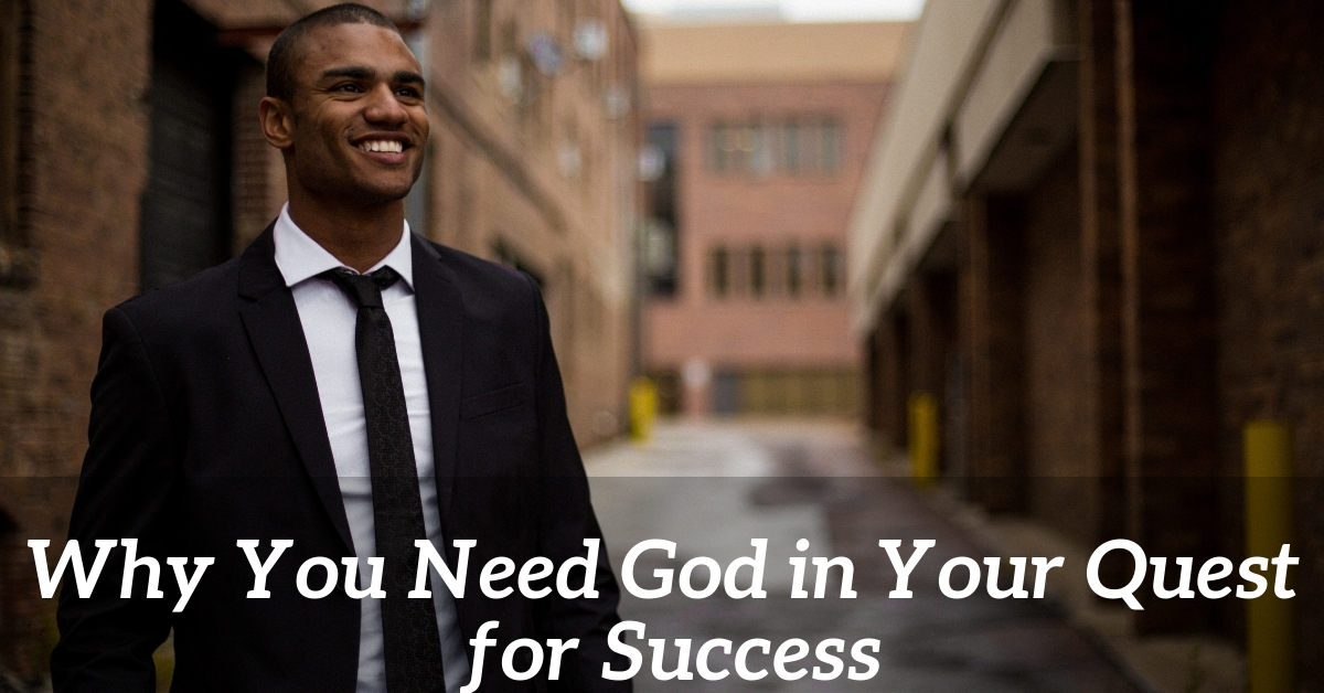 why you cannot do anything without God